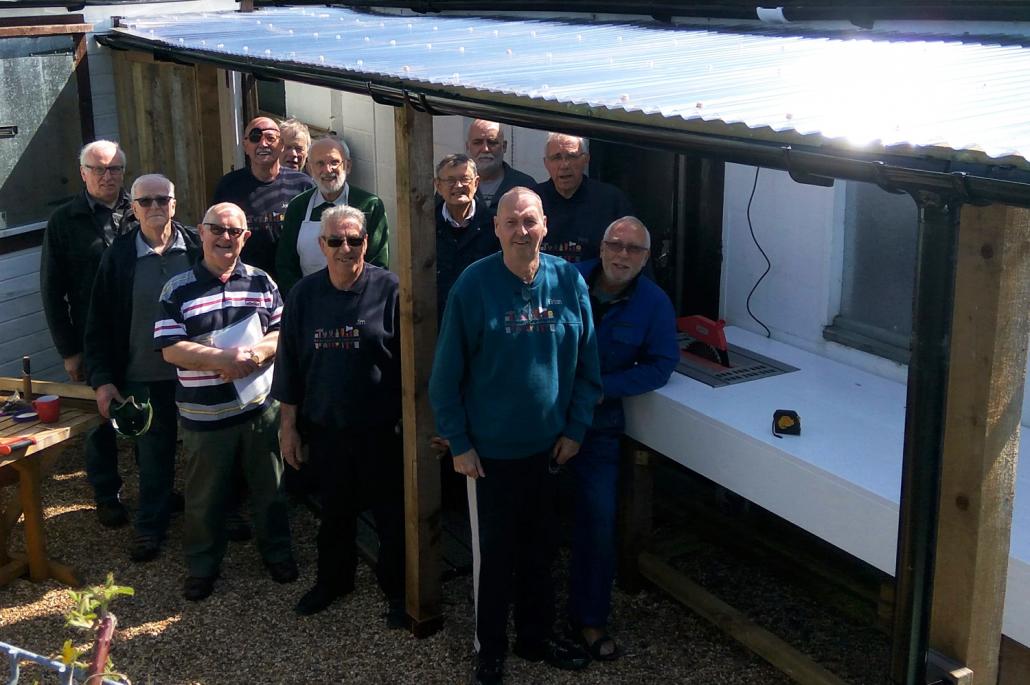 Waterlooville men's shed