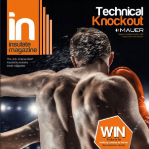 Insulate magazine