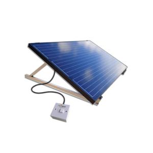 Plug-In Solar panel