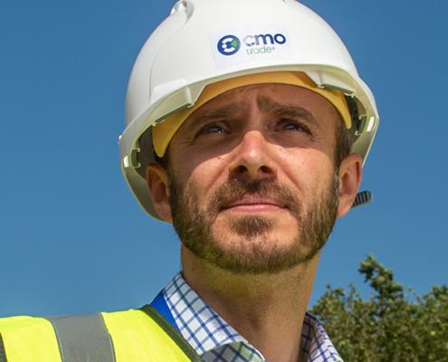 Rob Martin, Trade Manager, cmostrade